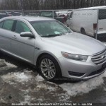 2013 FORD TAURUS LIMITED - 49K