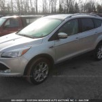 2016 FORD ESCAPE TITANIUM AWD - 2K