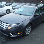 2011 FORD FUSION SEL - 39K
