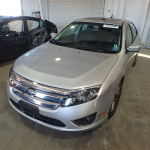 2012 FORD FUSION SEL - 39K