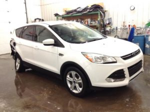 2016 Ford Escape SE AWD 1.6 L4 SE 4WD Philips Repairables