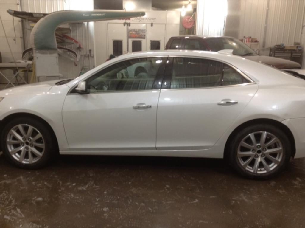 2015 Chevrolet Malibu LTZ 2.5 L4 1LTZ Philips Repairables