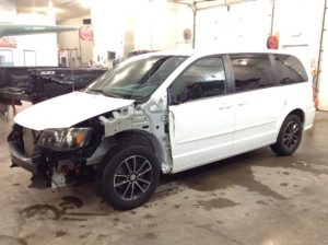 2015 Dodge Grand Caravan SXT 3.6 V6 SXT Philips Repairables