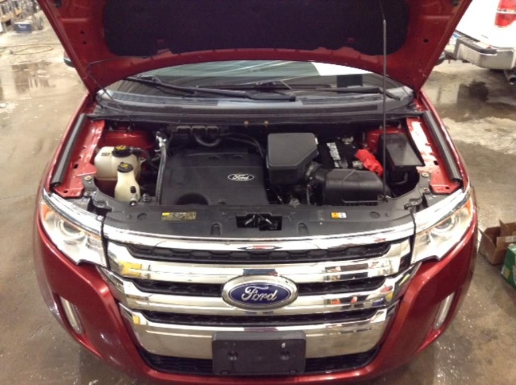 2013 Ford Edge Limited AWD 3.5 V6 Limited AWD Philips Repairables