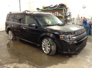 2013 Ford Flex Limited AWD 3.5 V6 Limited AWD Philips Repairables