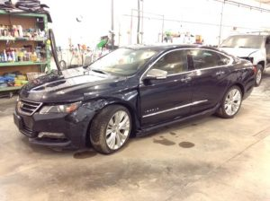 2014 Chevrolet Impala LTZ 3.6 V6 2LZ Philips Repairables