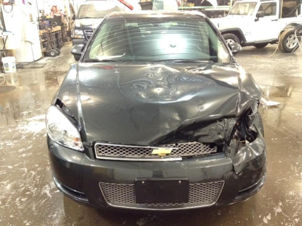2012 Chevrolet Impala LT 3.6 V6 LT Philips Repairables