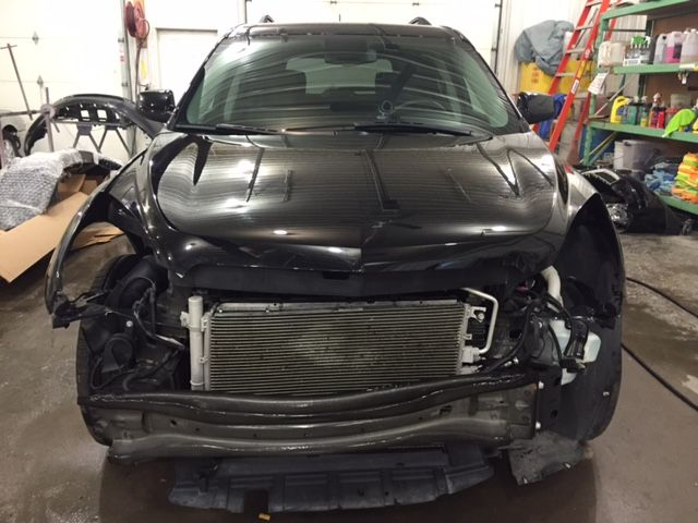 2015 Chevrolet Equinox LT AWD 1LT AWD Philips Repairables