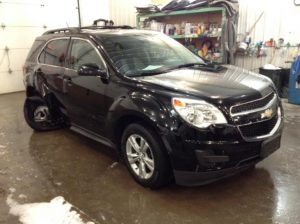 2014 Chevrolet Equinox LT AWD 2.4 L4 1LT AWD Philips Repairables