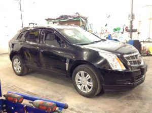 2011 Cadillac SRX Luxury AWD 3.0 V6 Luxury Collection AWD Philips Repairables