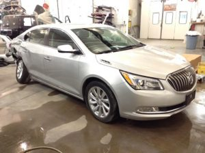 2016 Buick LaCrosse 3.6 V6 Base Philips Repairables