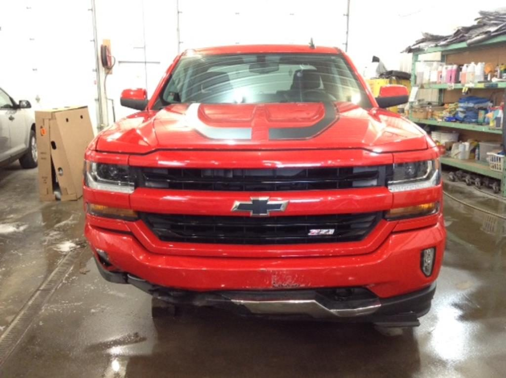 2016 Chevrolet S1500 Q/C S/B 2LT Z71 Rally 2 LT Double Cab 4WD Philips Repairables