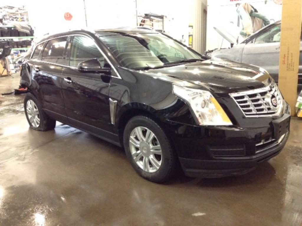 2014 Cadillac SRX Luxury AWD 3.6 V6 Luxury Collection AWD Philips Repairables