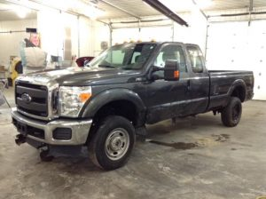 2016 Ford F250 Q/B L/B XL 4x4 6.2 V8 XL SuperCab Long Bed 4WD Philips Repairables