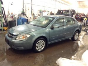 2009 Chevrolet Cobalt 4DR LT 2.2 L4 LT1 Sedan Philips Repairables