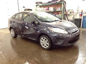 2013 Ford Fiesta 4DR SE 1.6 L4 SE Sedan Philips Repairables
