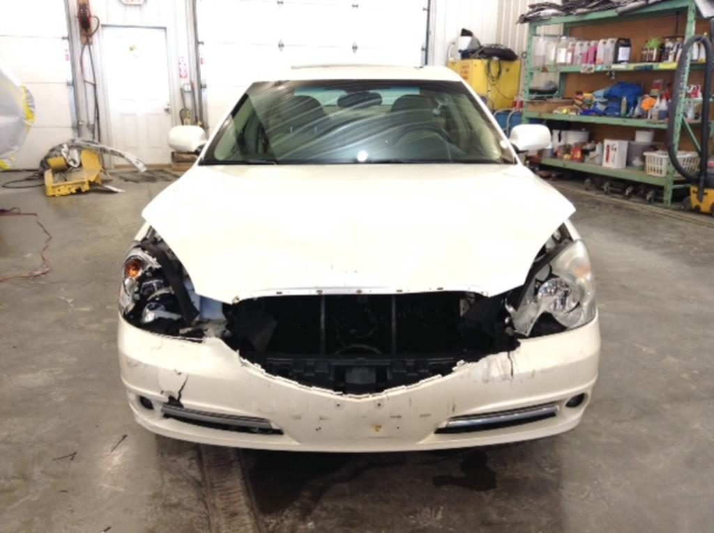 2011 Buick Lucerne CXL 3.9 V6 CXL Philips Repairables