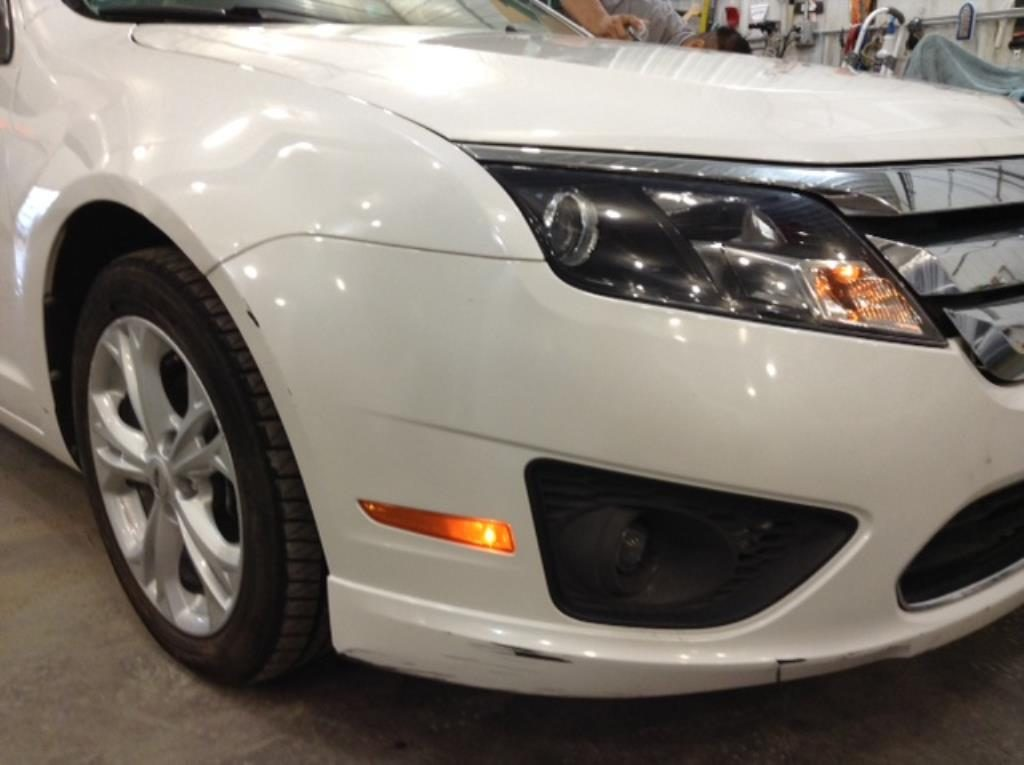 2012 Ford Fusion SE 2.5 L4 SE Philips Repairables