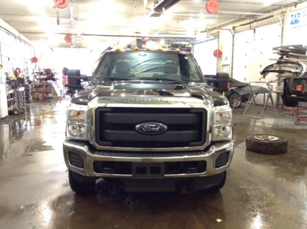 2016 Ford F250 Q/B S/B FX4 4x4 6.2 V8 XLT SuperCab 4WD Philips Repairables
