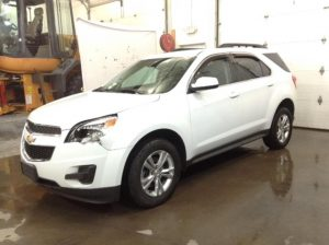 2015 Chevrolet Equinox 1LT AWD Philips Repairables