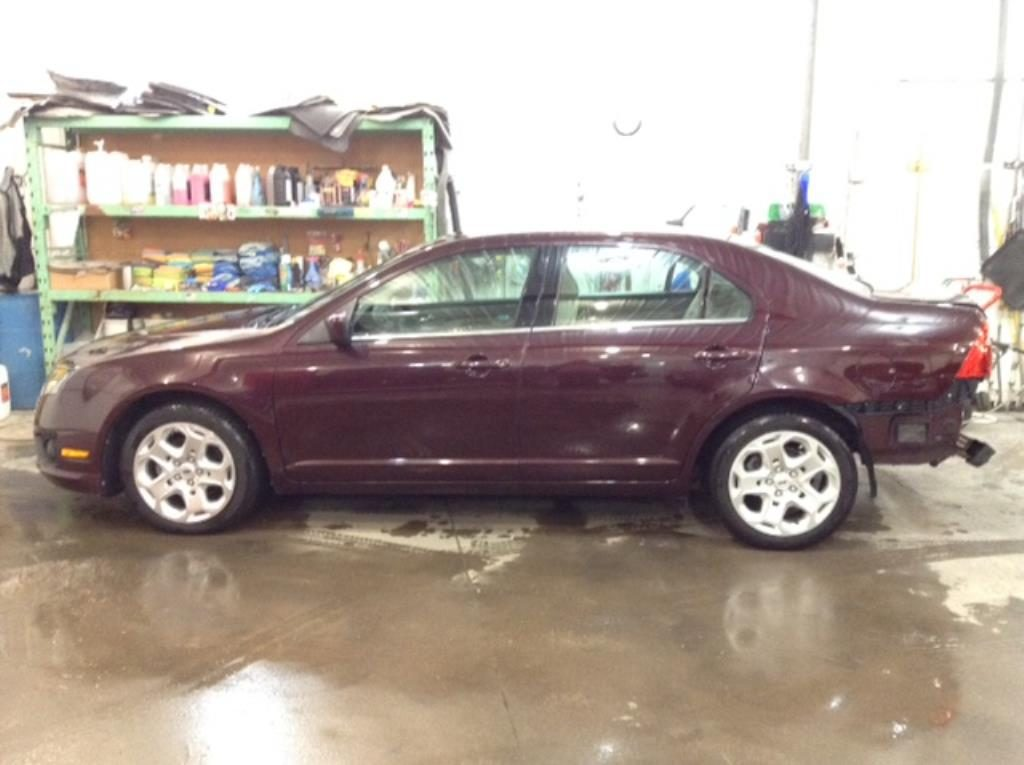 2011 Ford Fusion SE 2.5 L4 I4 SE Philips Repairables
