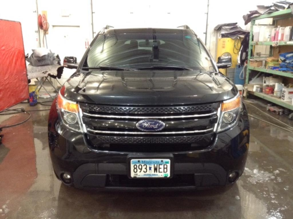 2014 Ford Explorer XLT AWD XLT 4WD Philips Repairables