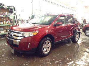 2014 Ford Edge SEL AWD 3.5 V6 SEL AWD Philips Repairables