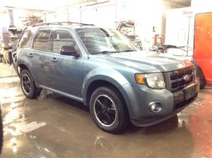 2011 Ford Escape XLT AWD 3.0 V6 XLT 4WD Philips Repairables