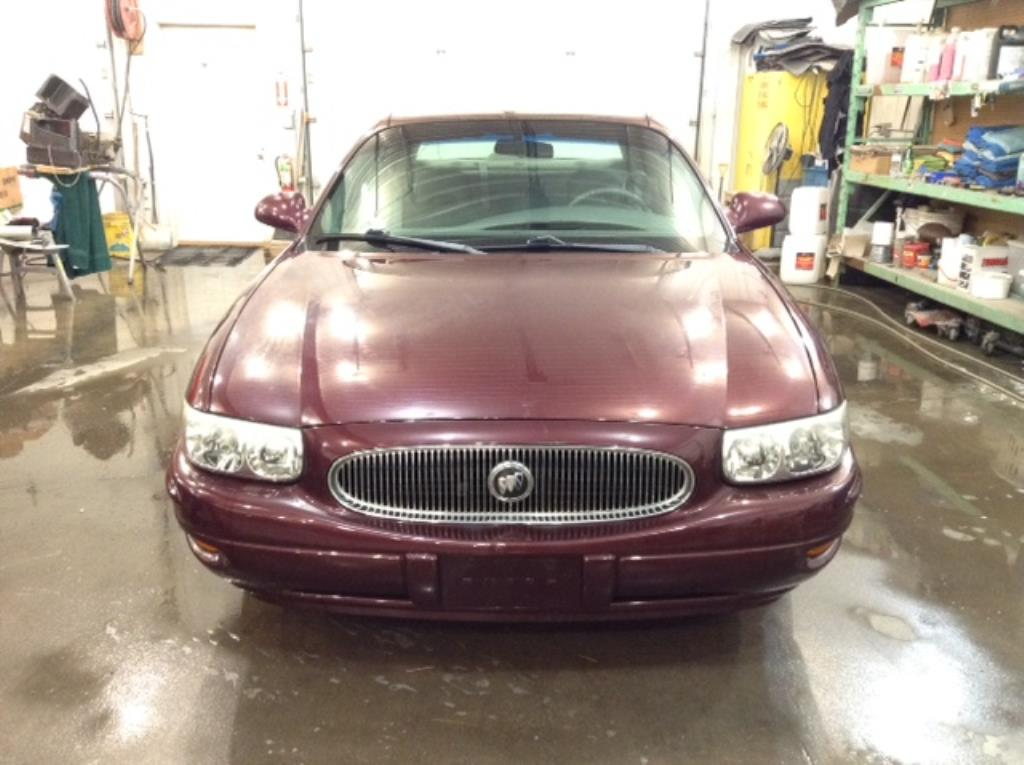 2003 Buick LeSabre Custom 3.8 V6 Custom Philips Repairables