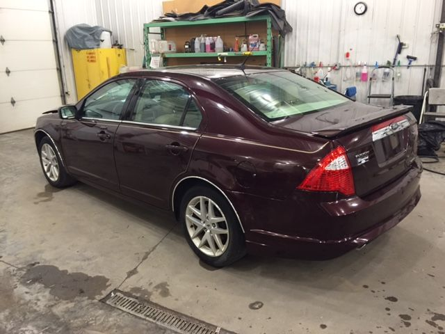 2012 Ford Fusion SEL AWD 3.0 V6 SEL AWD Philips Repairables
