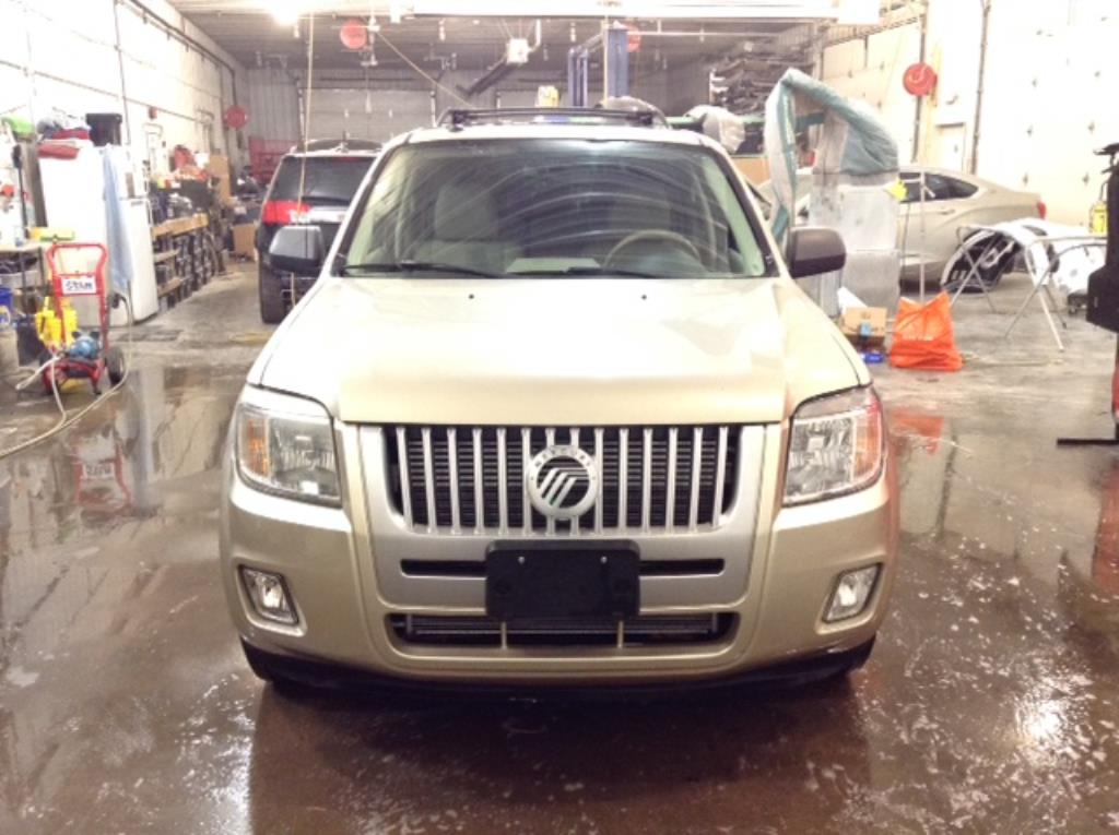 2010 Mercury Mariner AWD 3.0 V6 V6 4WD Philips Repairables