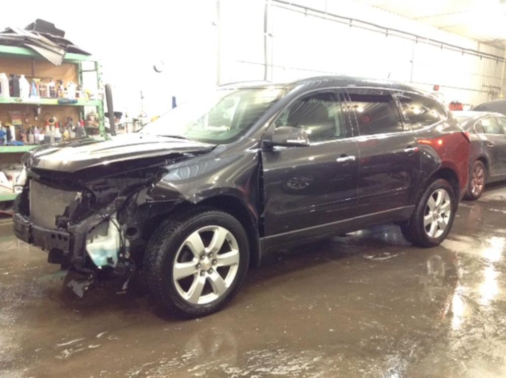 2016 Chevrolet Traverse LT AWD 3.6 V6 1LT AWD Philips Repairables
