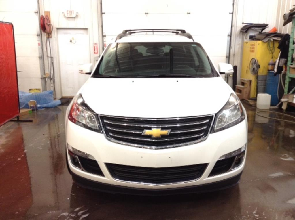 2015 Chevrolet Traverse 2LT AWD 3.6 V6 2LT AWD Philips Repairables