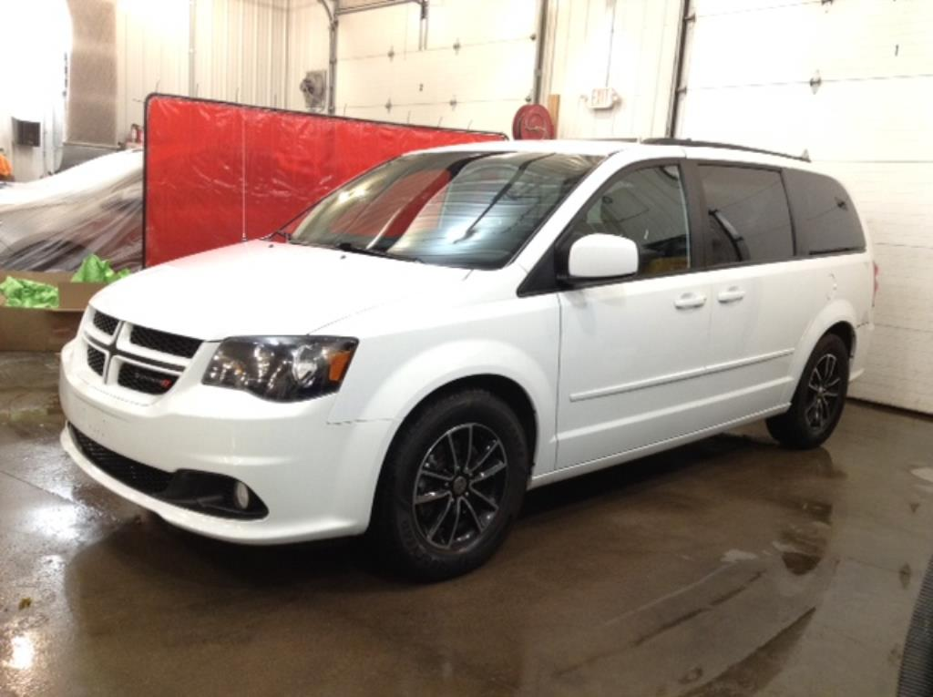 2017 Dodge Grand Caravan GT 3.6 V6 GT Philips Repairables