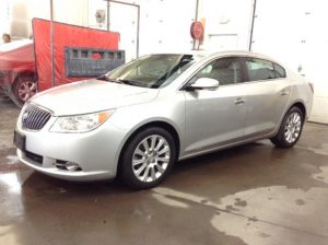 2013 Buick LaCrosse Leather 3.6 V6 Leather Package Philips Repairables