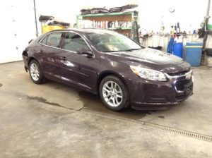 2015 Chevrolet Malibu LT 2.5 L4 1LT Philips Repairables