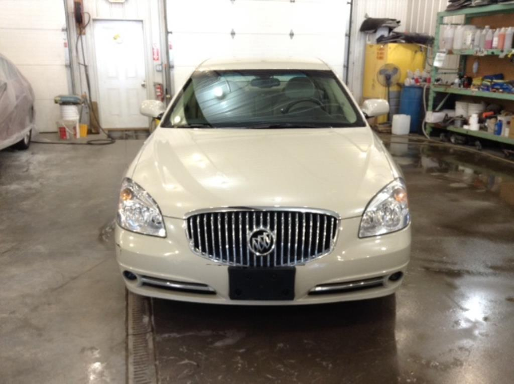 2011 Buick Lucerne CX 3.9 V6 CX Philips Repairables