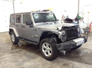 2014 Jeep Wrangler Unltd Sahara 4x4 3.6 V6 Unlimited Sahara 4WD Philips Repairables
