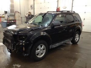 2011 Ford Escape XLT FWD 3.0 V6 XLT FWD Philips Repairables