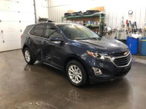 2018 Chevrolet Equinox LT AWD 1.5 L4 LT AWD Philips Repairables