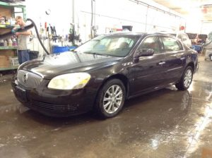2009 Buick Lucerne CX 3.9 V6 CX1 Philips Repairables