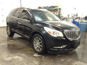 2014 Buick Enclave Leather AWD 3.6 V6 Leather AWD Philips Repairables