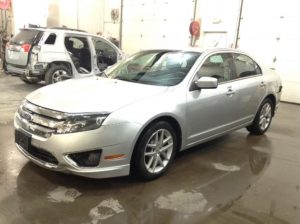 2011 Ford Fusion SEL 2.5 L4 I4 SEL Philips Repairables